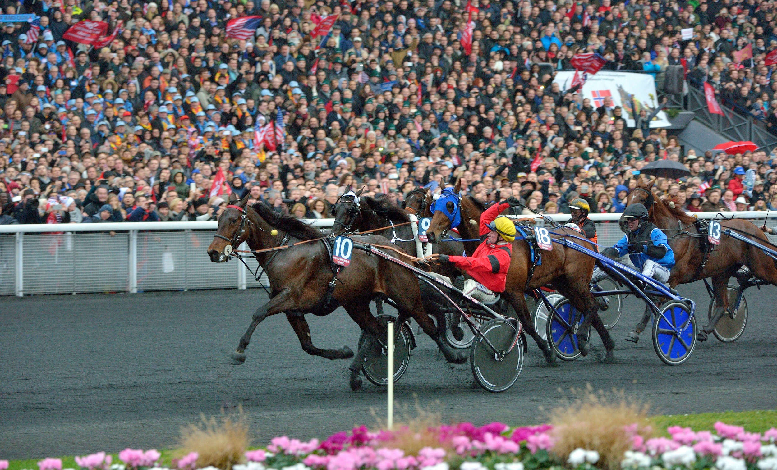 Calendrier des courses   Vincennes Hippodrome de Paris